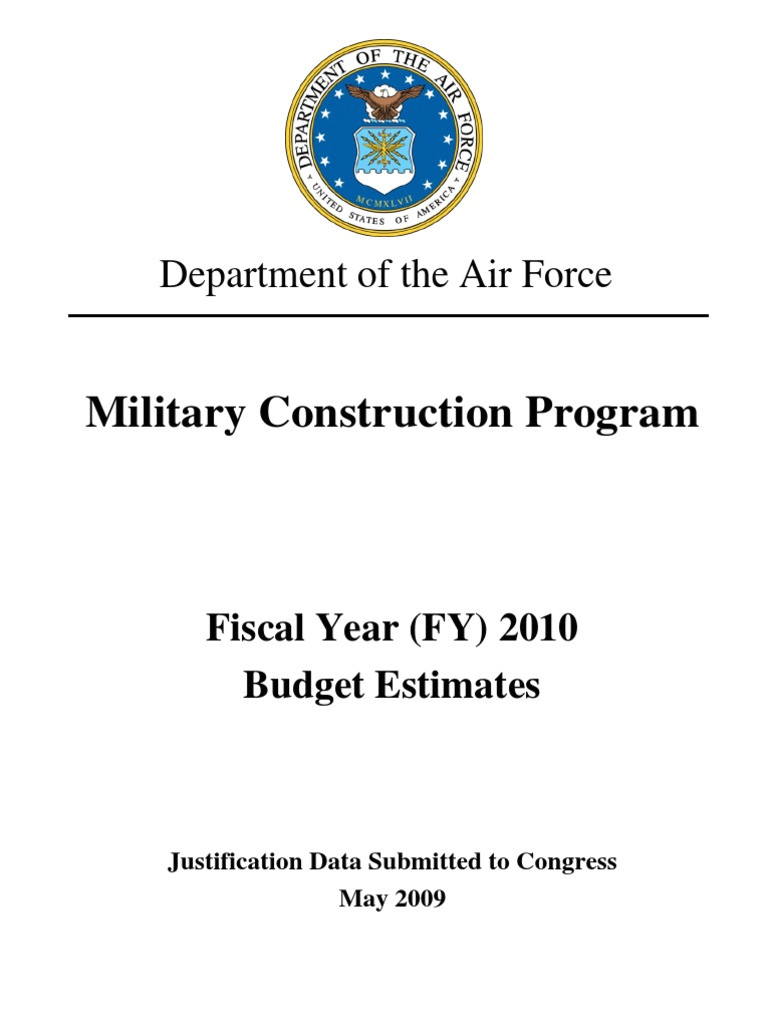 military construction program justification data submitted to congress may 2009 united states air force boiler