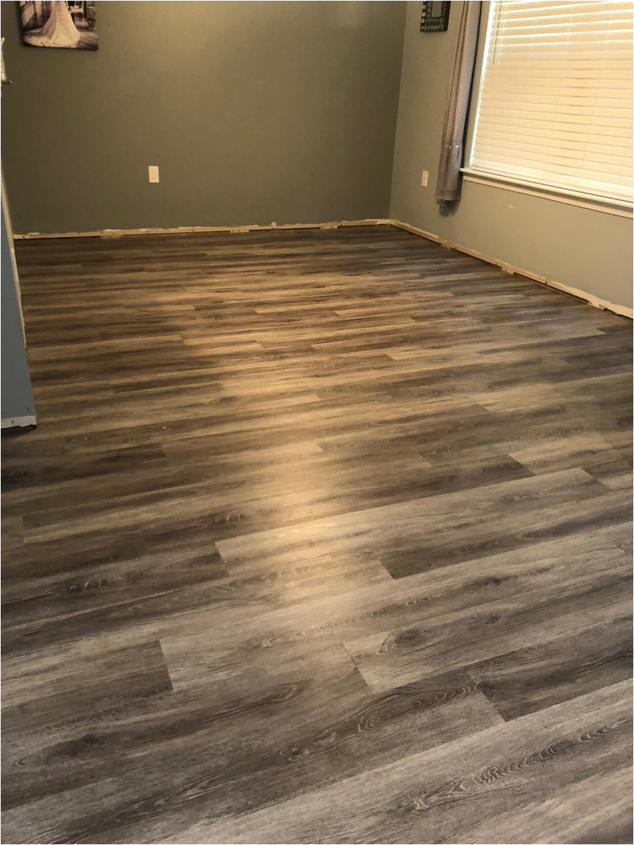 mannington adura max margate oak waterfront installed waterproof noise proof oops proof pet proof kid proof easy to clean plank vinyl flooring
