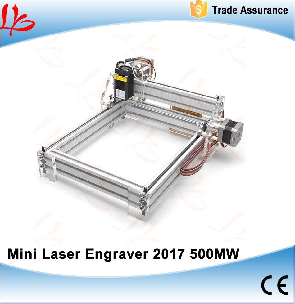500 mw mini diy laser maquina de corte grabador laser enva o libre