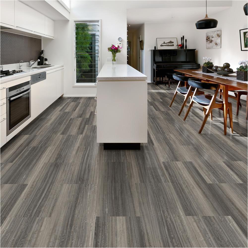Marazzi American Heritage Spice Tile Lifeproof Take Home Sample Grey Wood Luxury Vinyl Flooring 4 In
