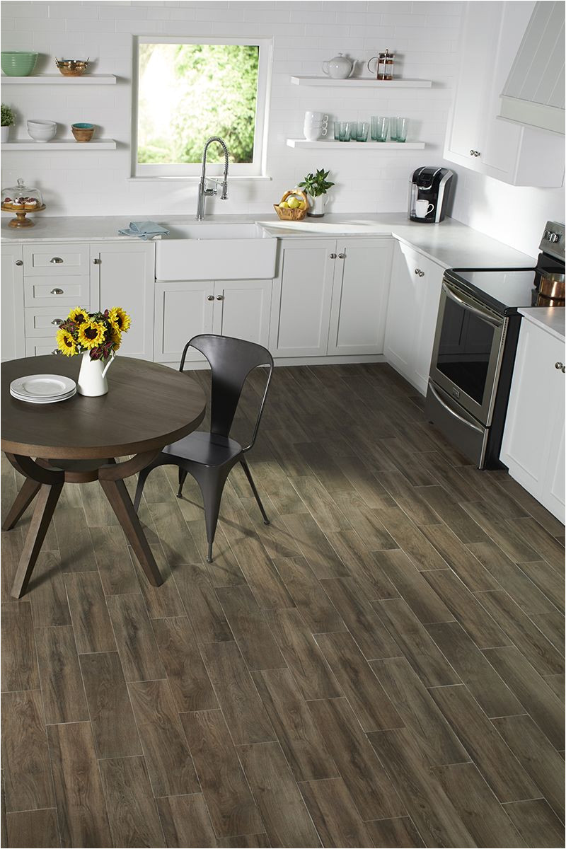 photo features evermore porcelain tile by daltile in sierra wood