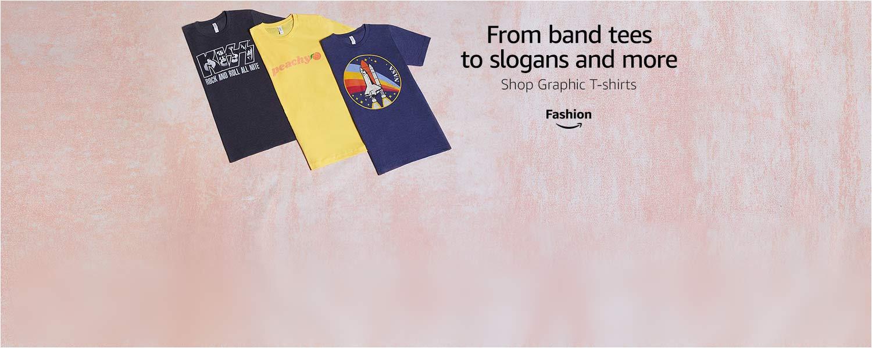 graphic t shirt shop