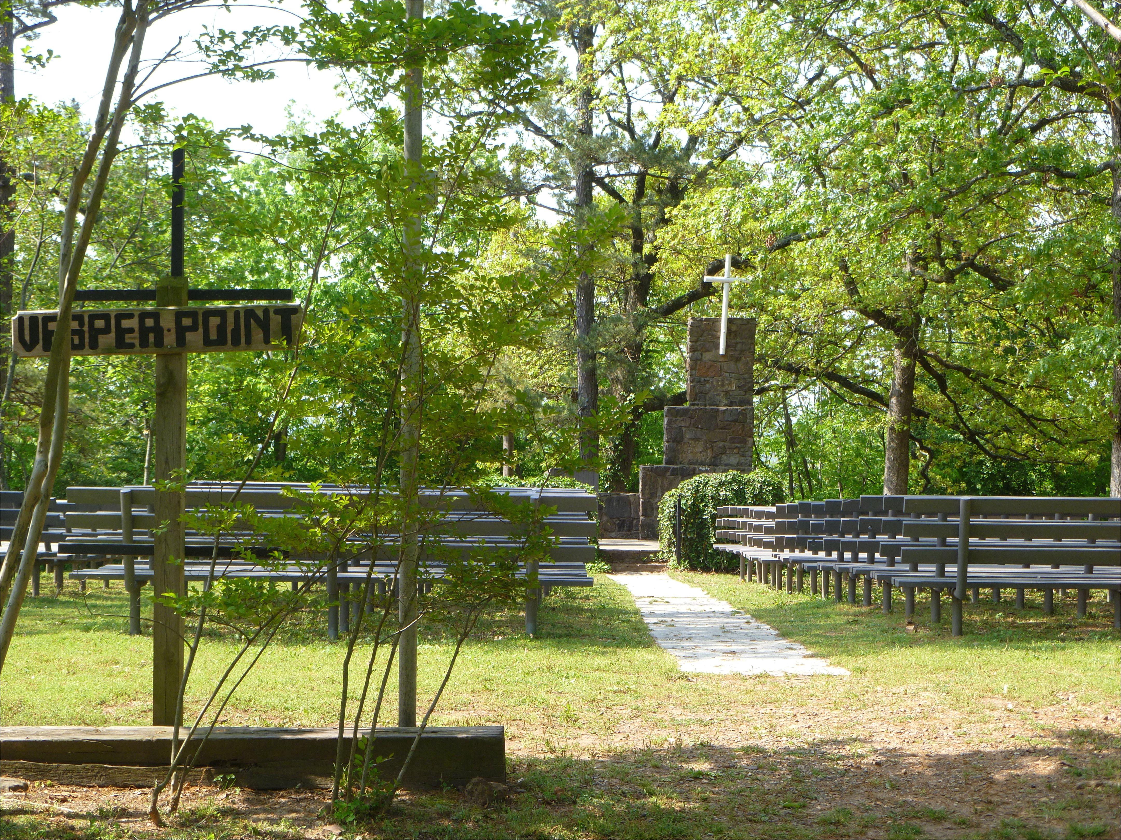 the chapel at vesper point mount sequoyah retreat conference center fayetteville ar fayettevillear nwark