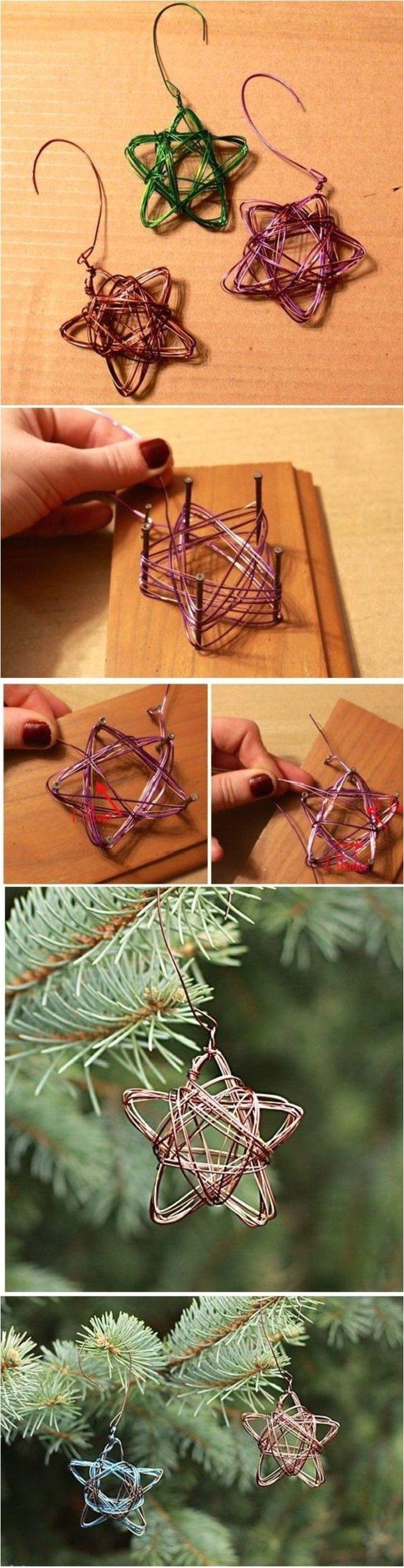 weihnachtendekoration selber machen weihnachtsdeko selber machen sterne