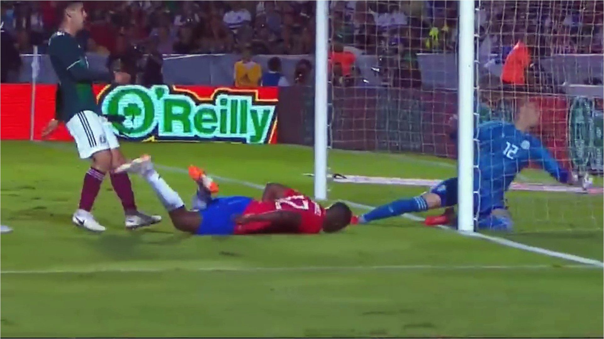 all goals full highlights hd mexico 3 2 costa rica 12 10 2018 hd video dailymotion