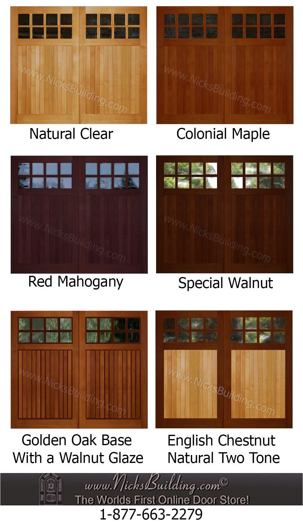 wood overhead garage door stain ideas need help deciding on a stain color for your garage door here are a few stain color ideas to compare