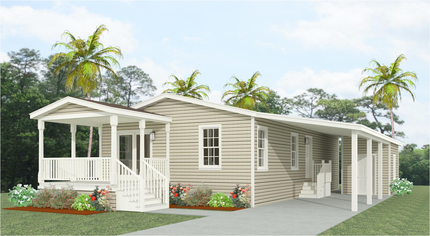 2 exterior rendering of jacobsen homes floor plan tnr 5501w