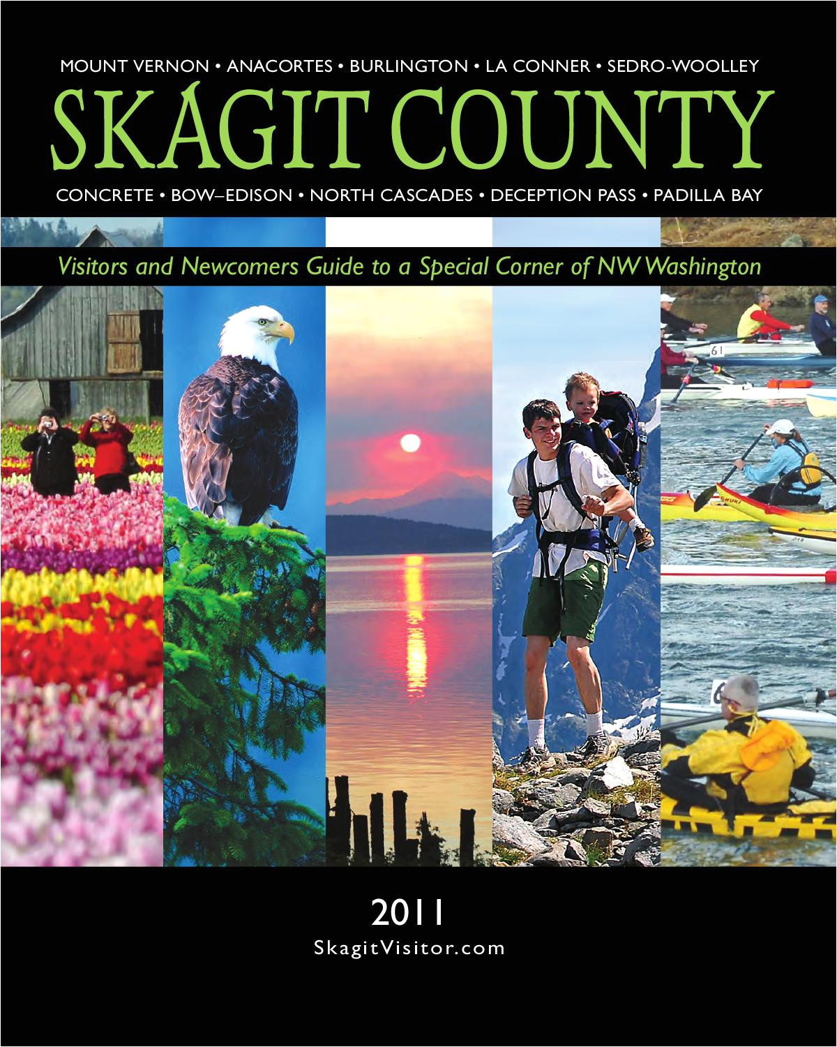 2011 skagit county visitors newcomers guide by skagit publishing issuu