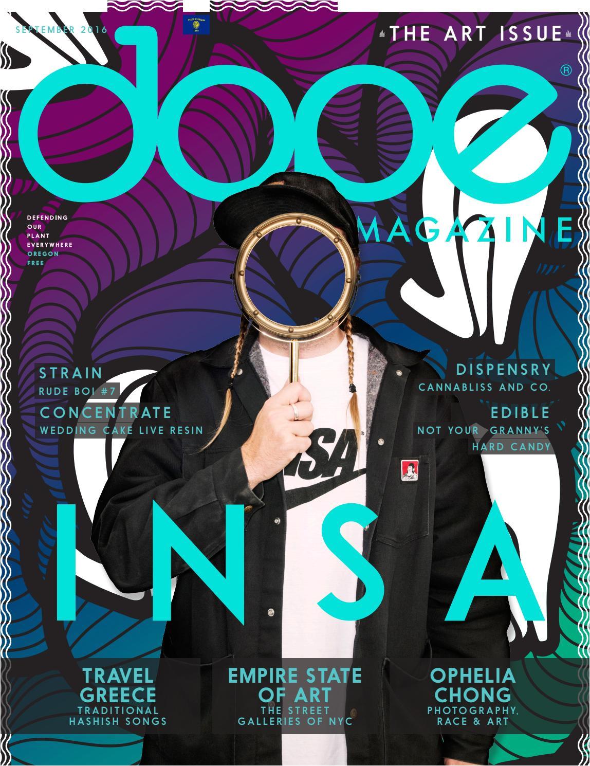 Money Saver Mini Storage Portland or 97266 Dope Magazine September 2016 the Art issue oregon by Dope