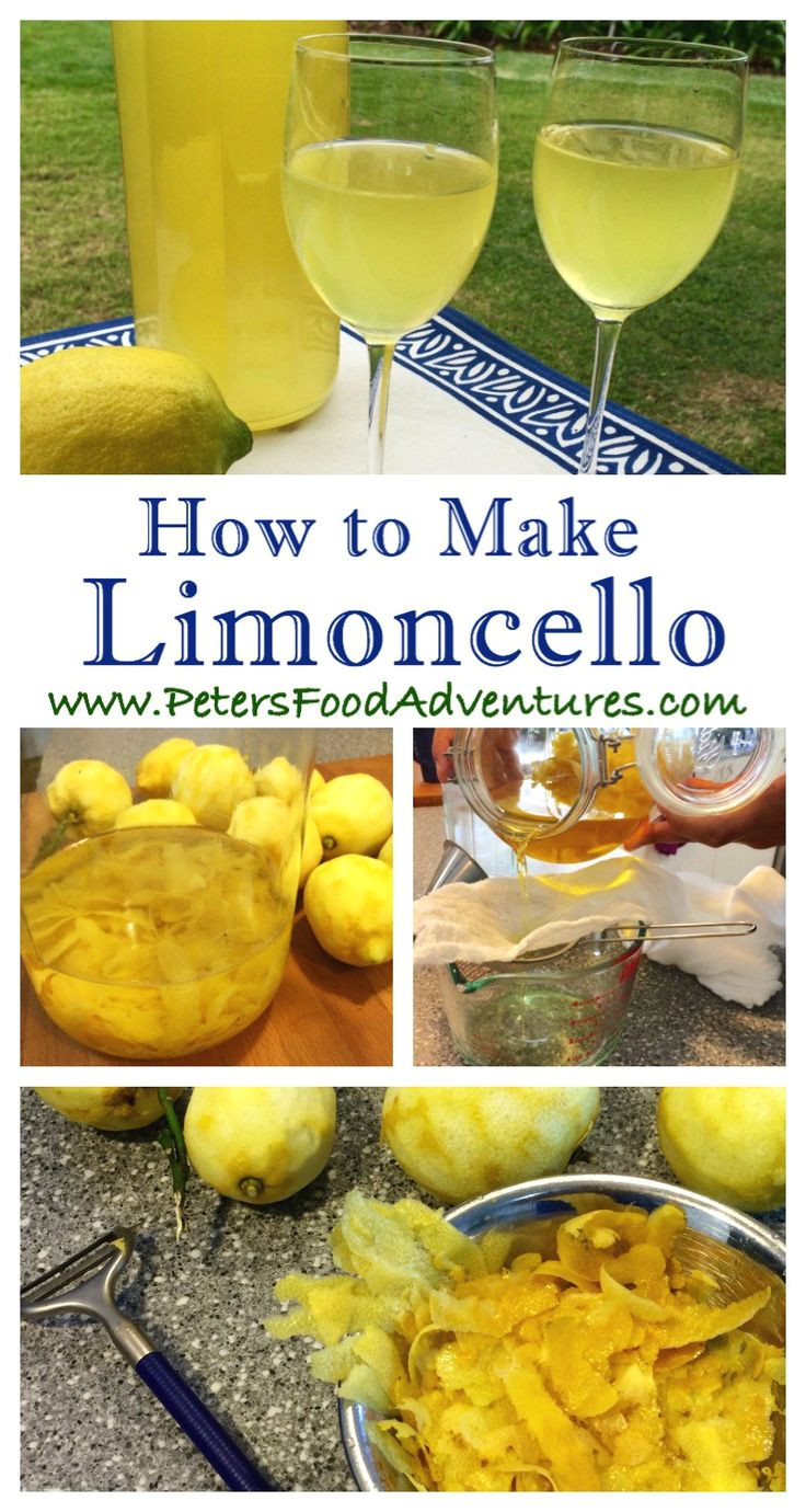 a refreshing and delicious italian digestivo this homemade recipe is easier to make than you