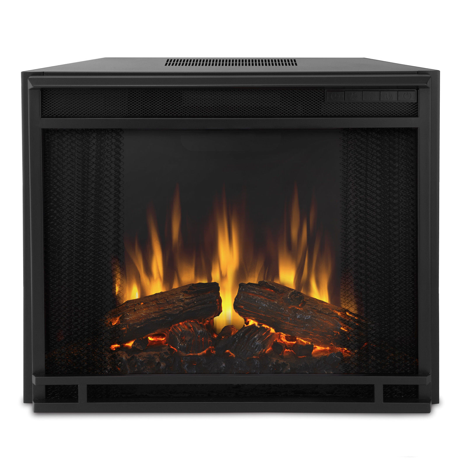 most realistic electric fireplace insert 2019 real flame 4099 rh adinaporter com Most Realistic Flame Electric Fireplace Real Flame Electric Firebox Fireplace
