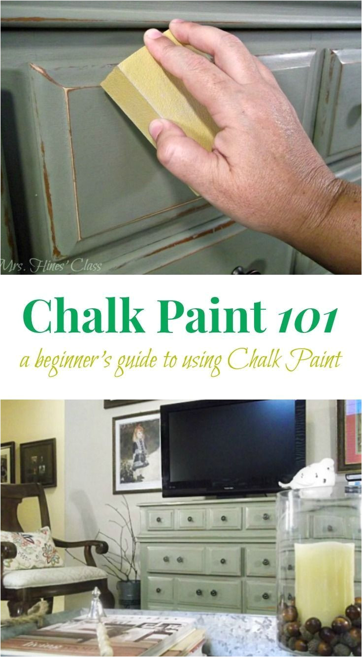 are you tyring chalk paint for the first time don t miss these tips