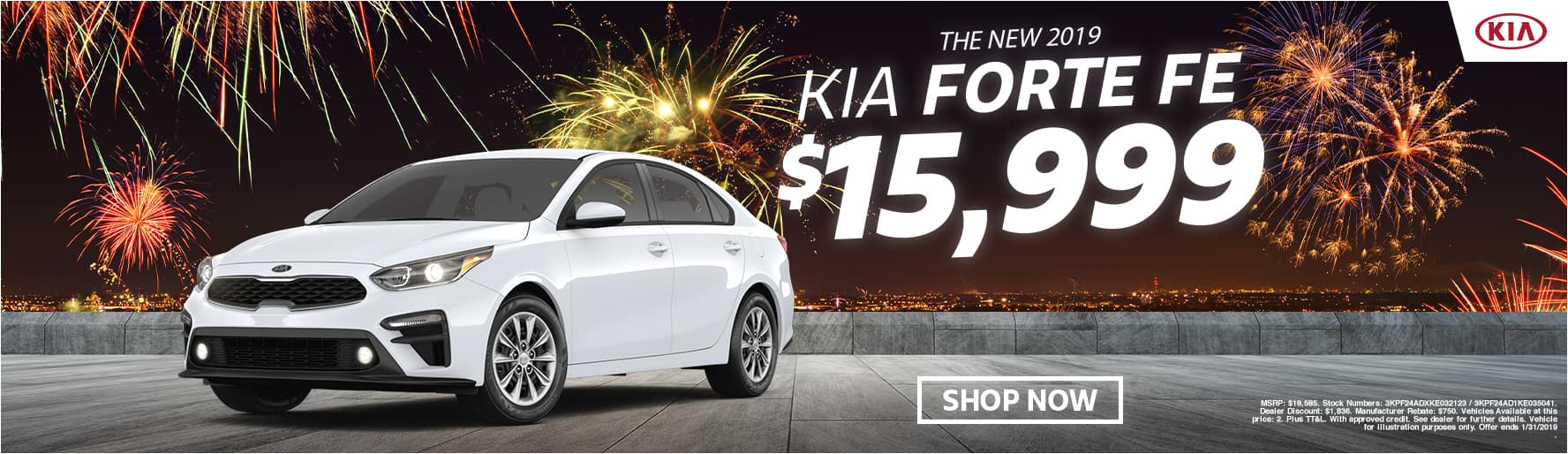 austin tx deals near me 2019 kia forte