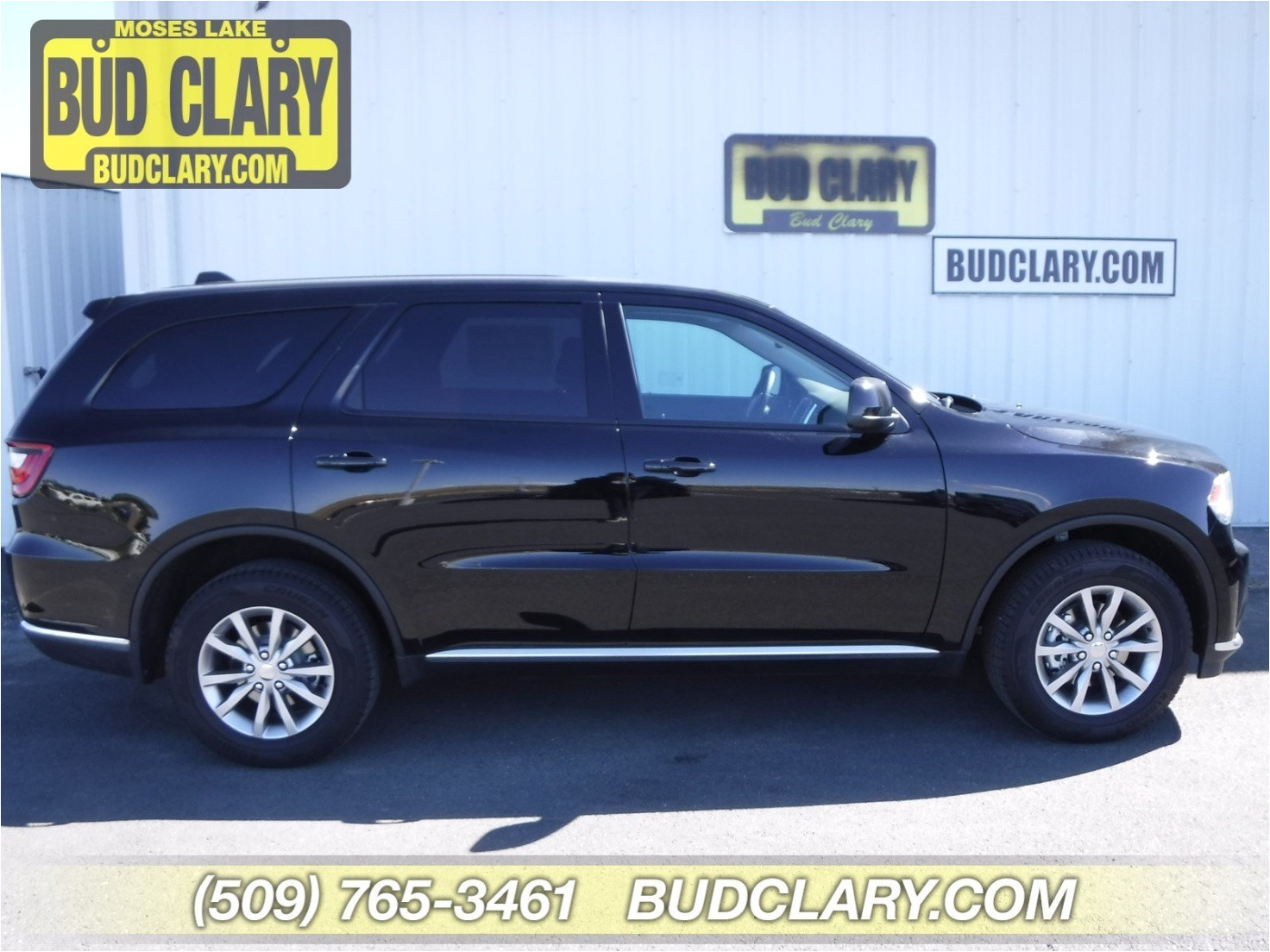 image de new 2018 dodge durango sxt in moses lake wa bud clary auto group