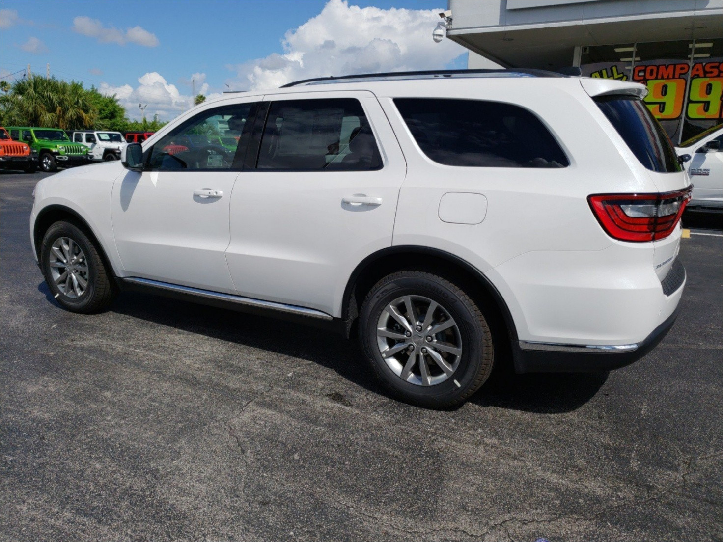 image de new 2018 dodge durango sxt in orlando fl orlando dodge chrysler