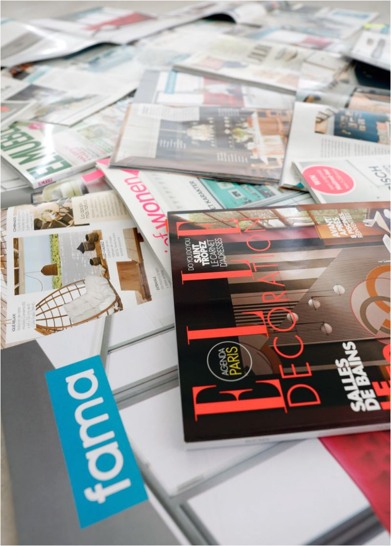 fama en las principales revistas de decoracia n