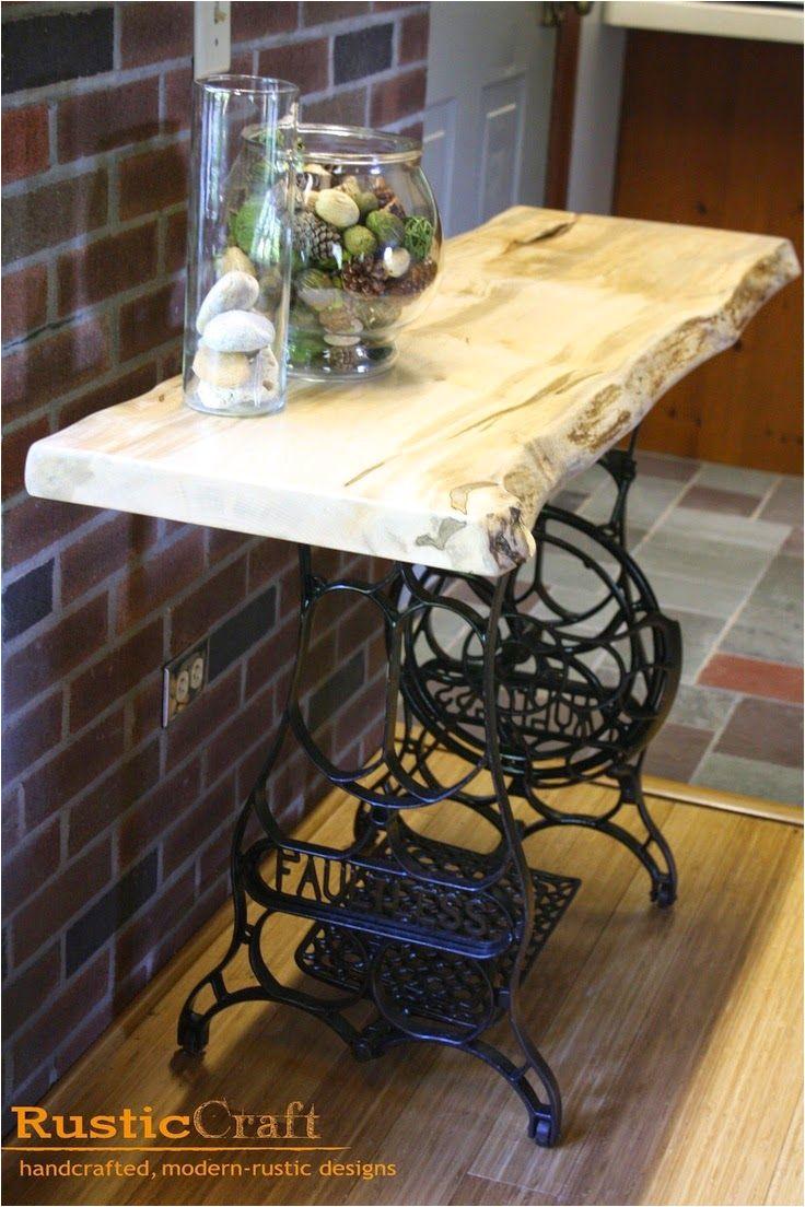 la buhardilla decoracia n disea o y muebles reutilizando mesas de maquinas de coser antiguas