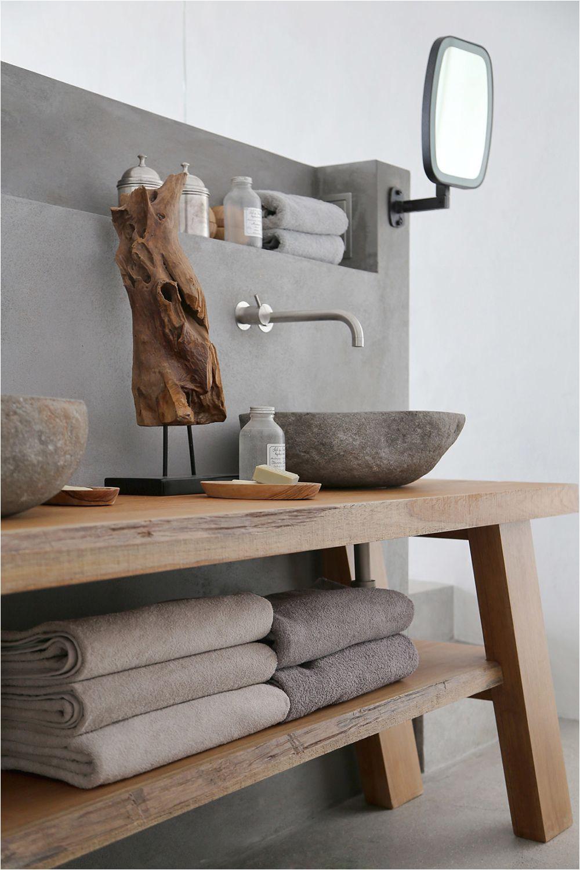 beton und holz waschbecken im bad ahnliche projekte und ideen wie im bild vorgestellt findest du auch in unserem magazin