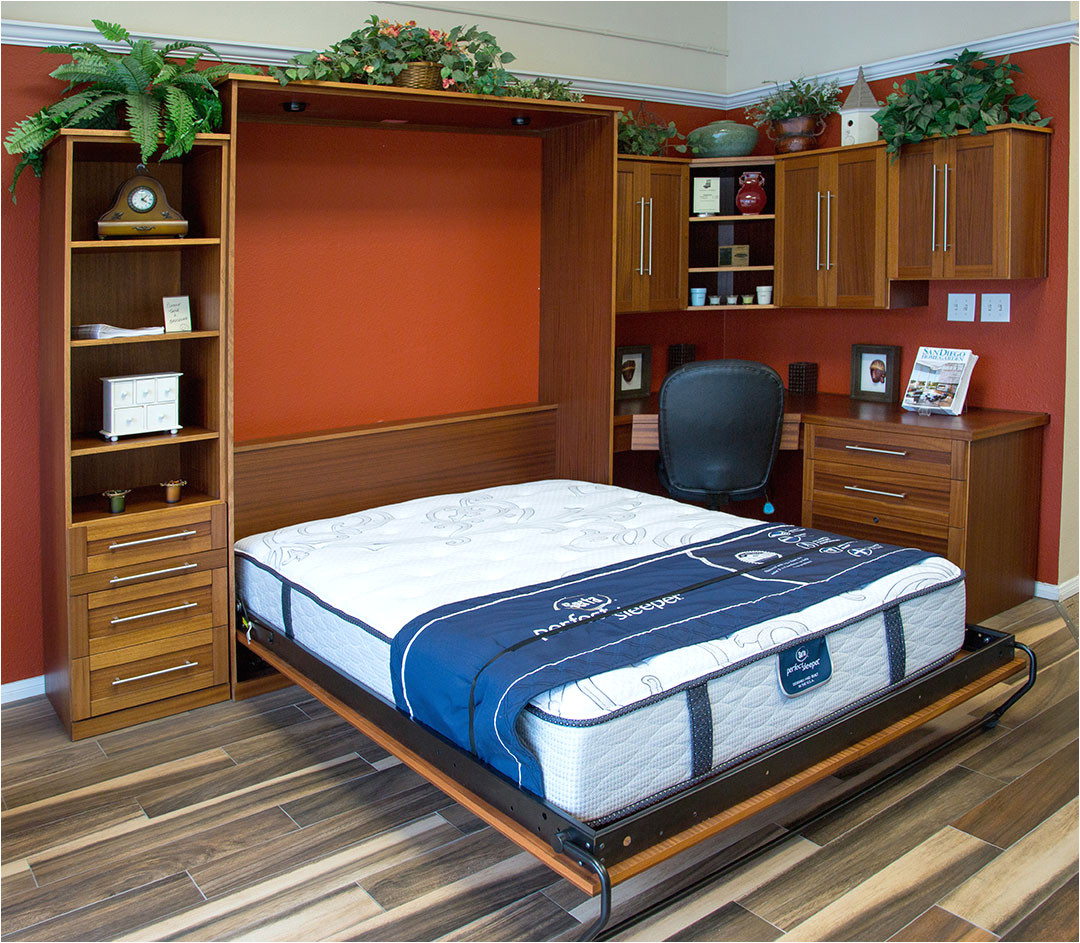 san diego wall beds and murphy wilding wallbeds manhattan queen mahogany mustang open size mattress style