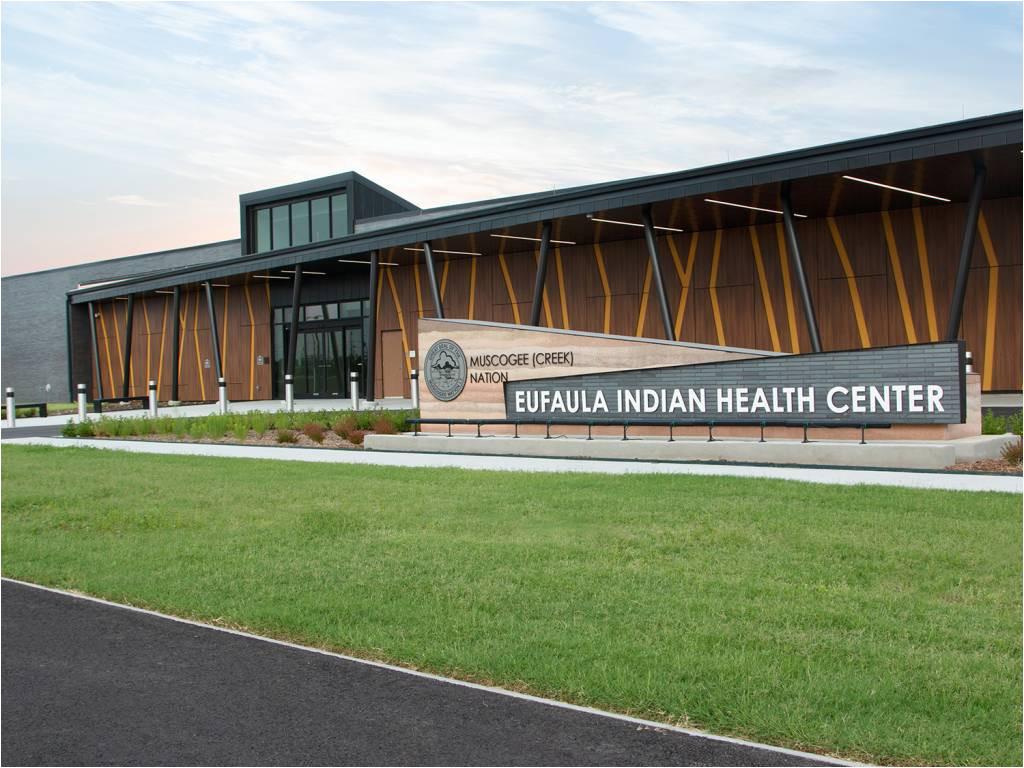 Muscogee Creek Nation Hospital Okmulgee Ok Eufaula Indian Health Center Muscogee Creek Nation Department Of