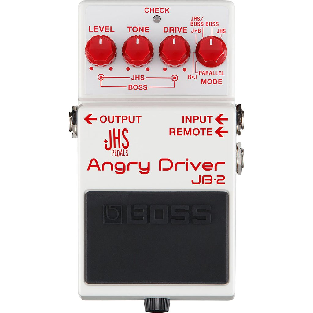 boss jhs jb 2 angry driver