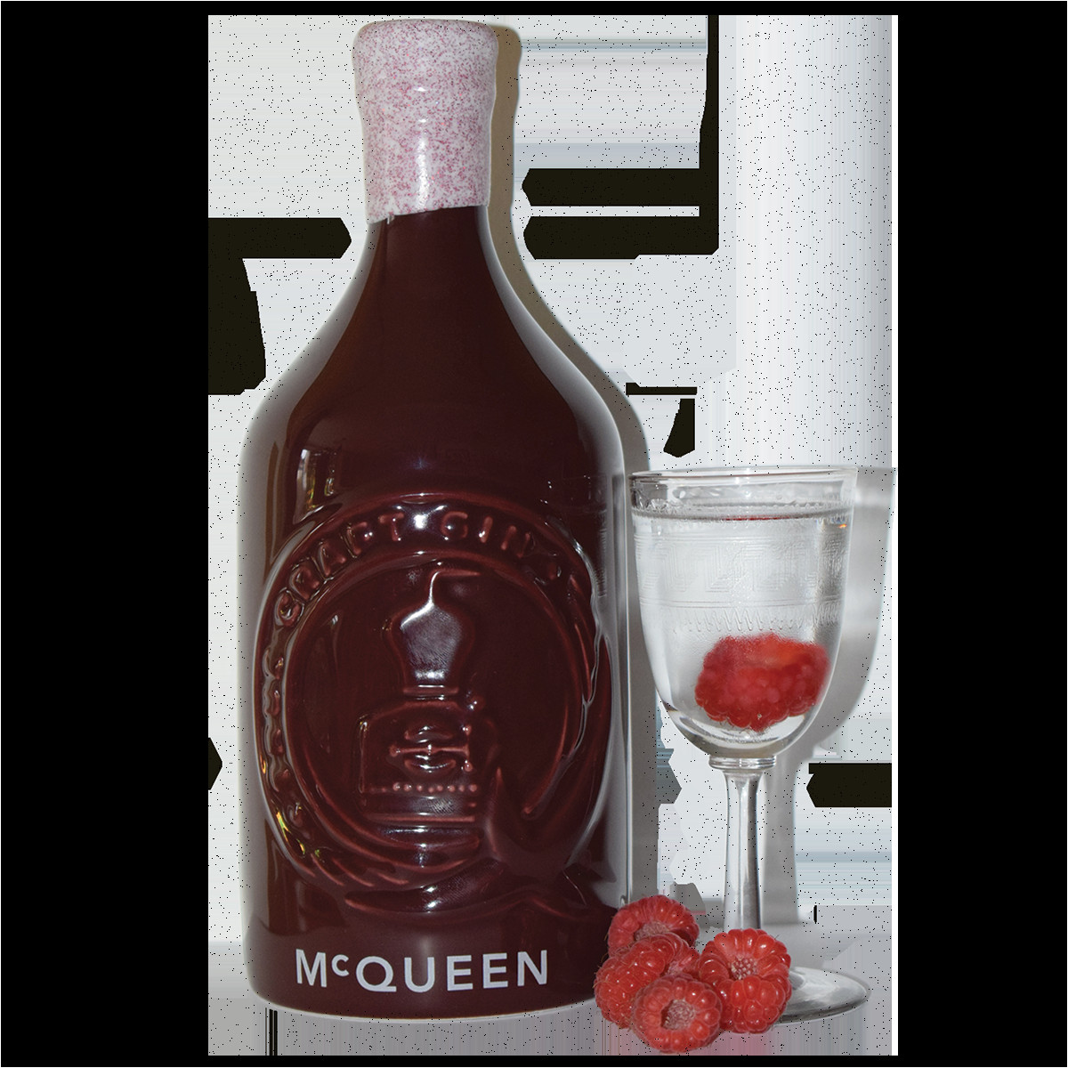 limited edition gin number 2 white chocolate and scottish raspberries now on sale until 30th