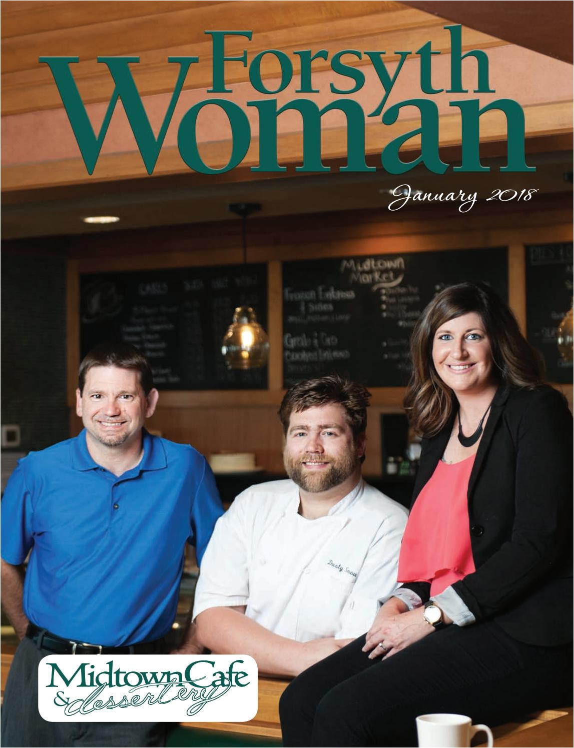 Myers Cocktail Winston Salem Nc forsyth Woman January 2018 by forsyth Mags issuu