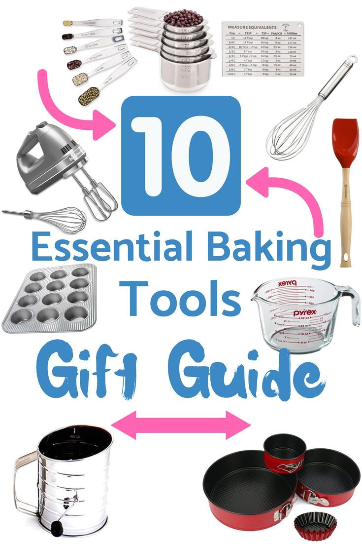 10 essential baking tools to buy for a new baker great christmas gift ideas wedding gift bridal shower kitchen tea or housewarming gift buy qu