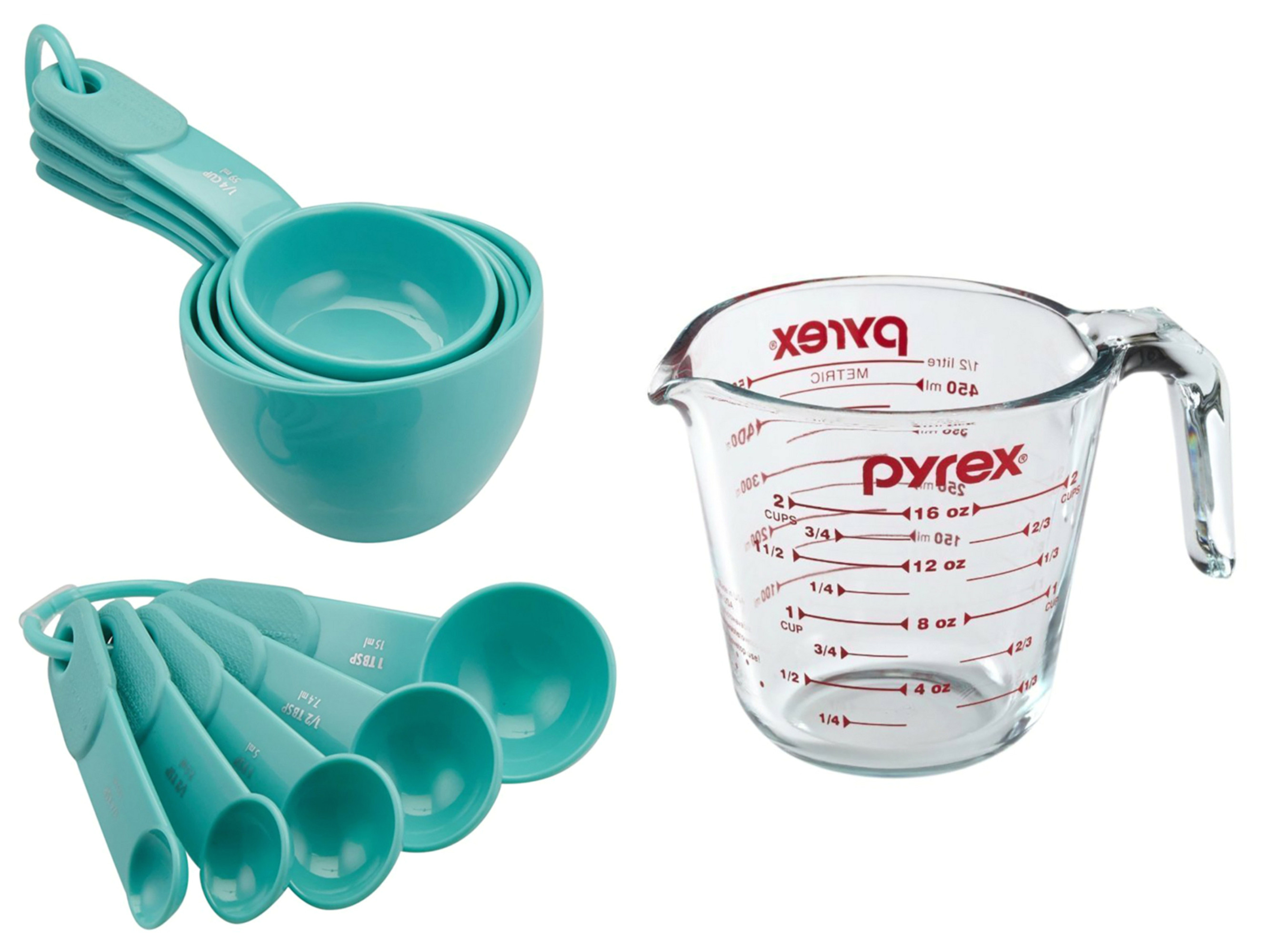 what s the difference between dry and liquid measurements cooking light