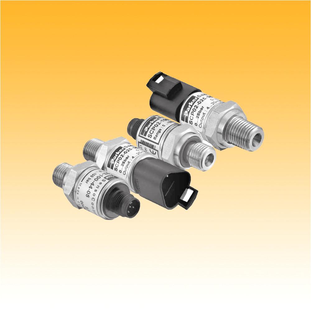 scp02 pressure sensors