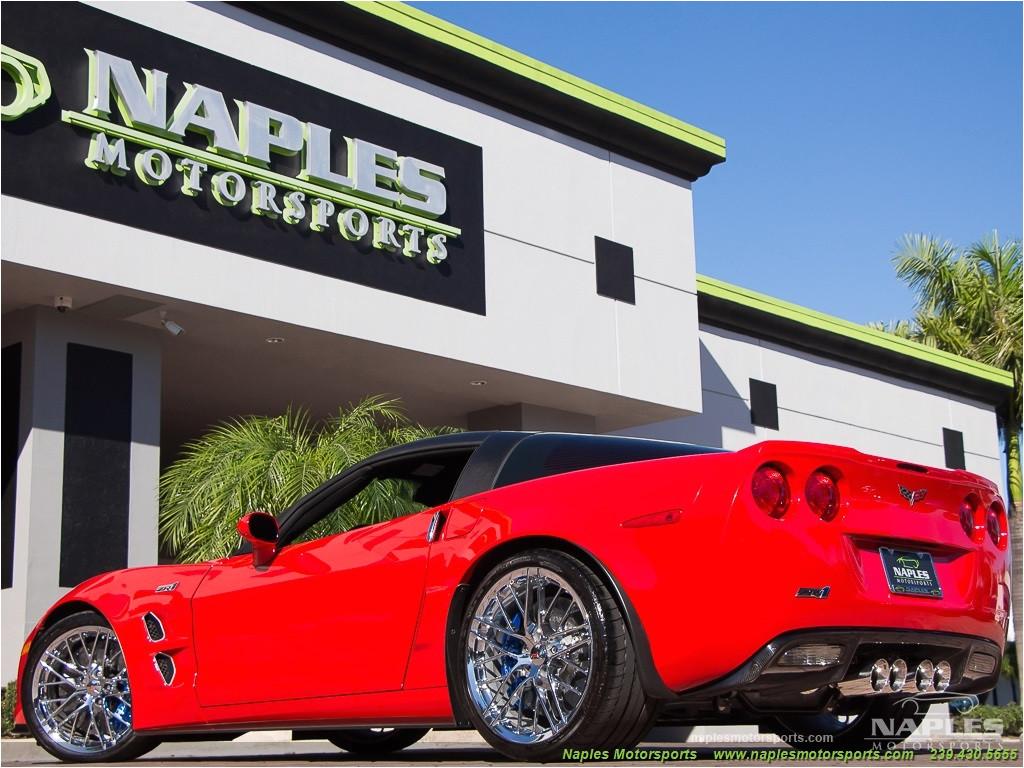 2010 chevrolet corvette zr1 photo 46 naples fl 34104