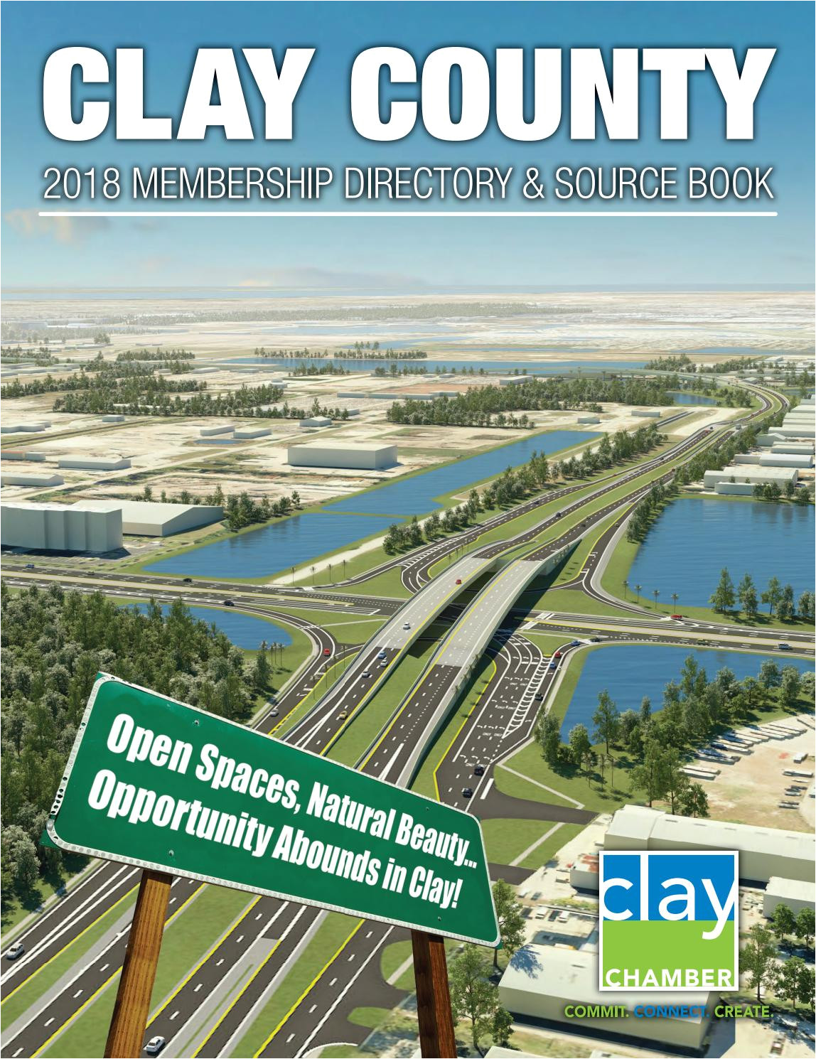 clay county 2018 membership directory source book by claychamber issuu