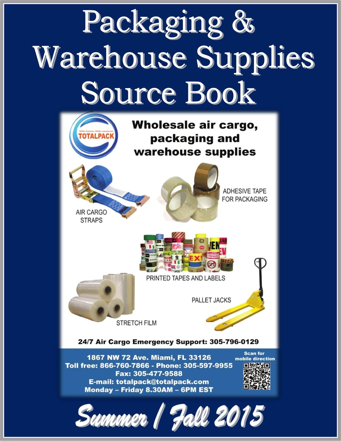 packaging and warehouse supplies source book by federal buyers guide inc issuu