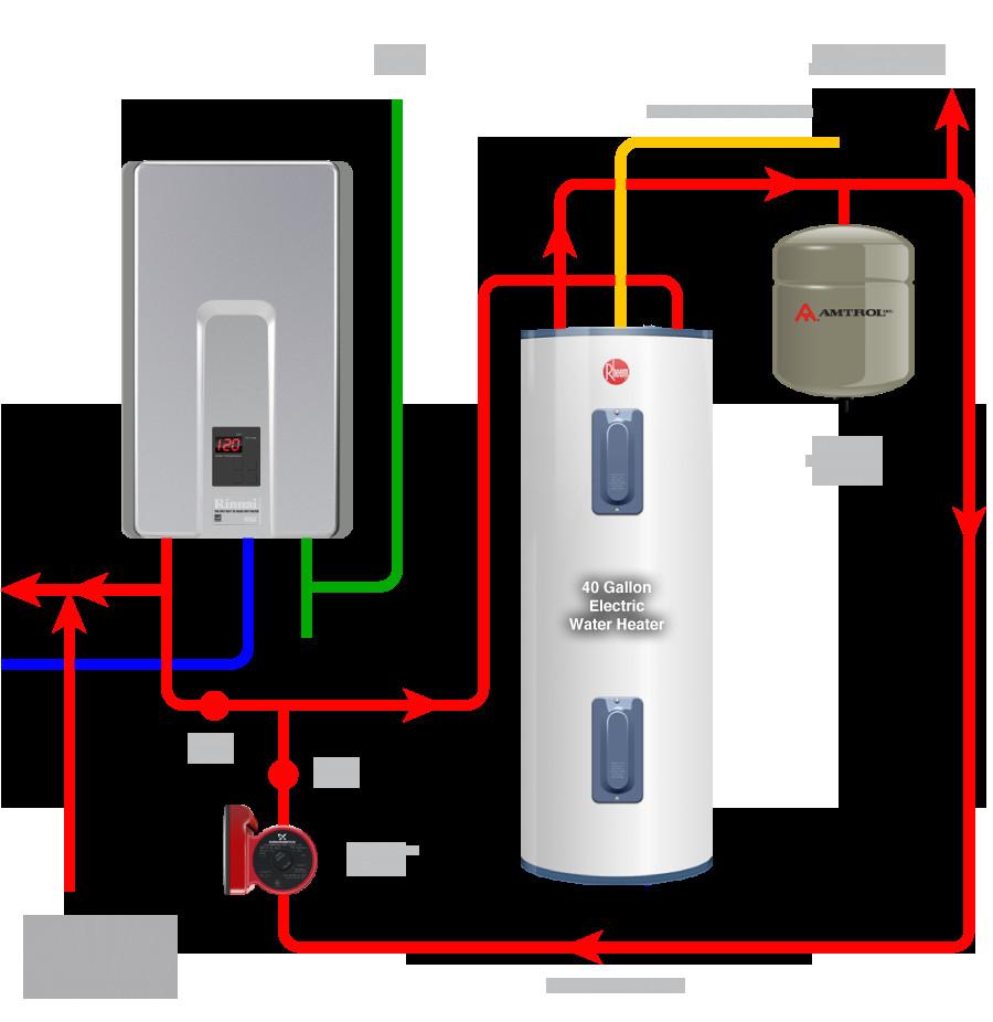 Tankless Water Heater Wiring Diagram For Electric Navien Installation Manual Residential Waternavien