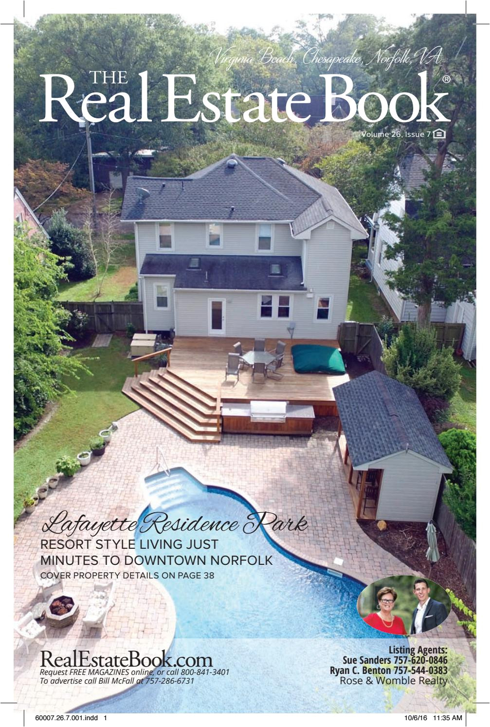 va beach chesapeake norfolk treb vol 26 no 7 by m w mcfall inc issuu