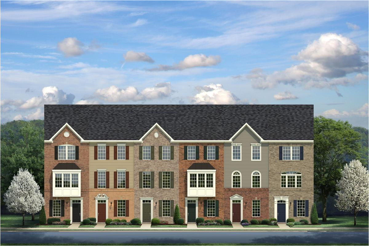 greenbelt station in greenbelt md new homes floor plans by ryan homes
