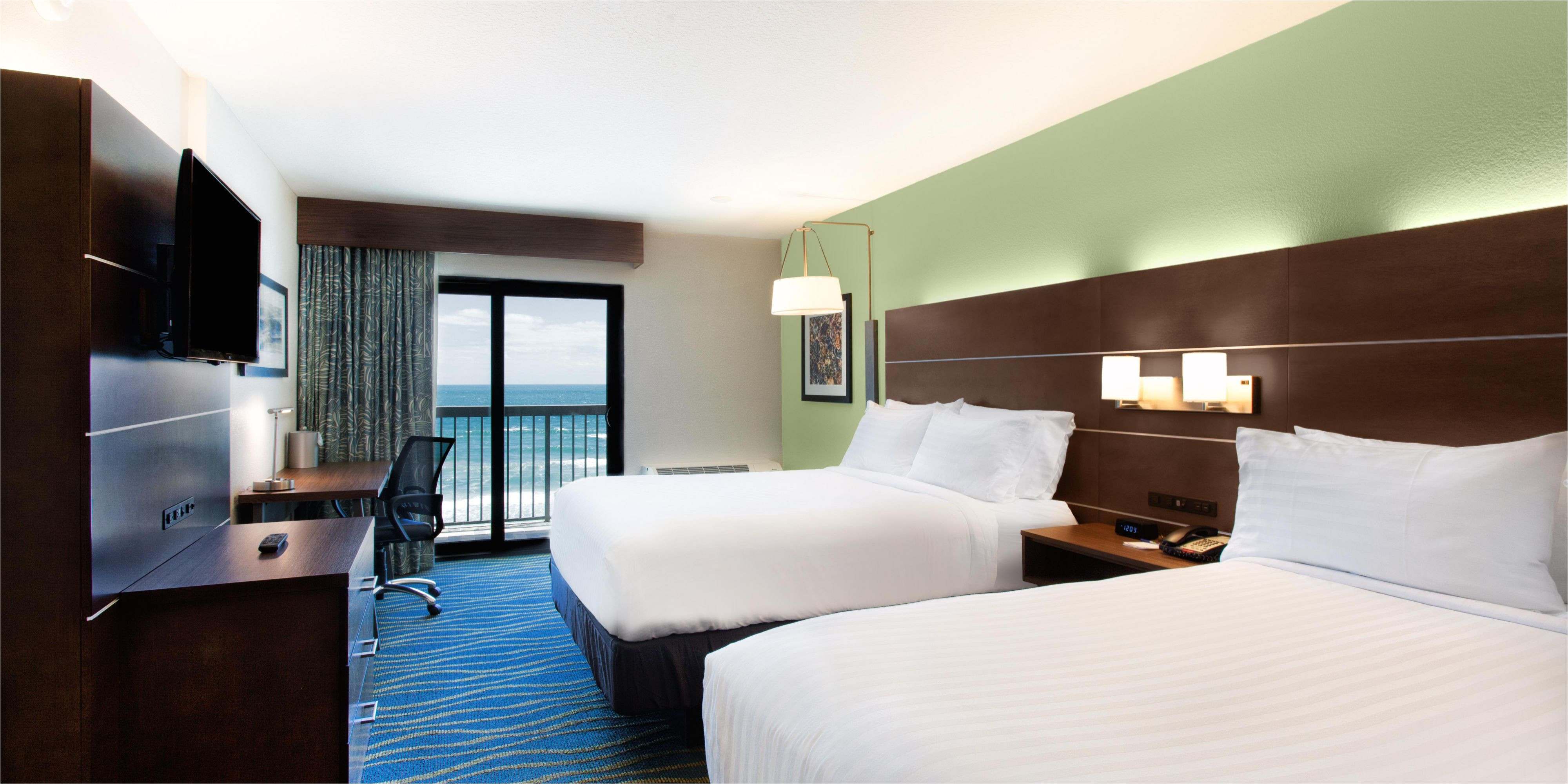 holiday inn express and suites daytona beach shores
