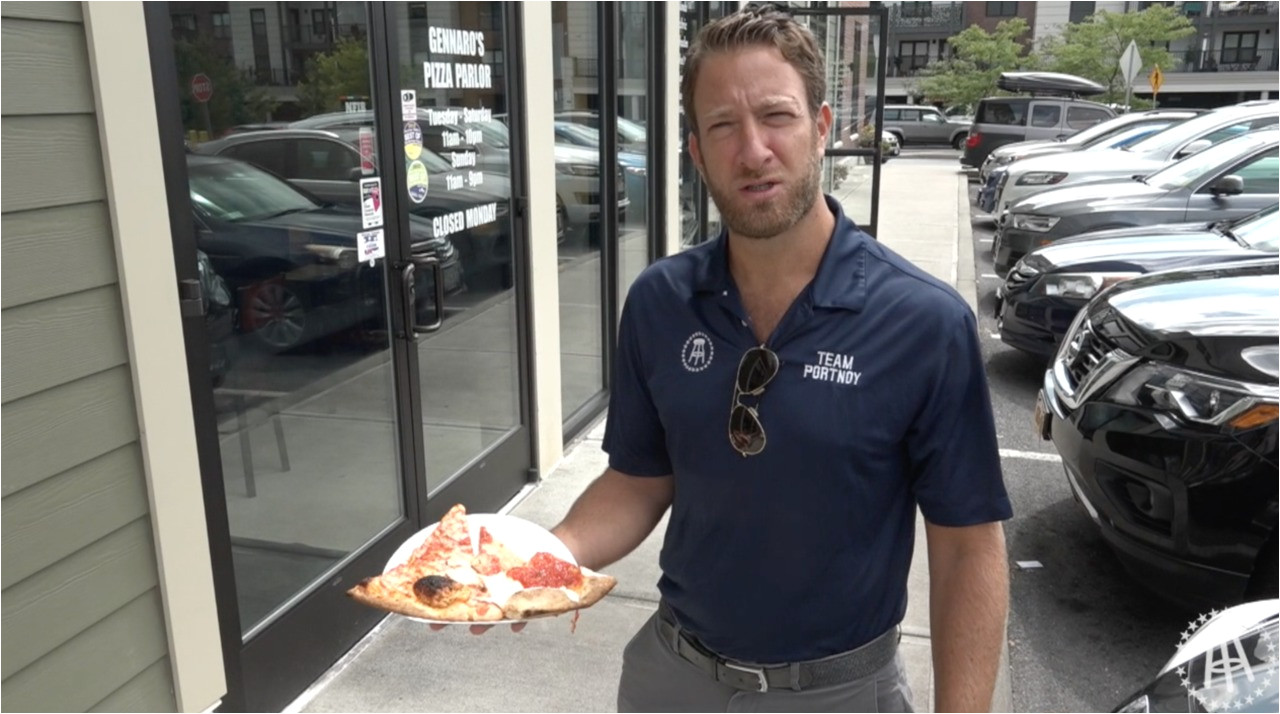 barstool pizza review gennaro s pizza parlor saratoga springs barstool sports