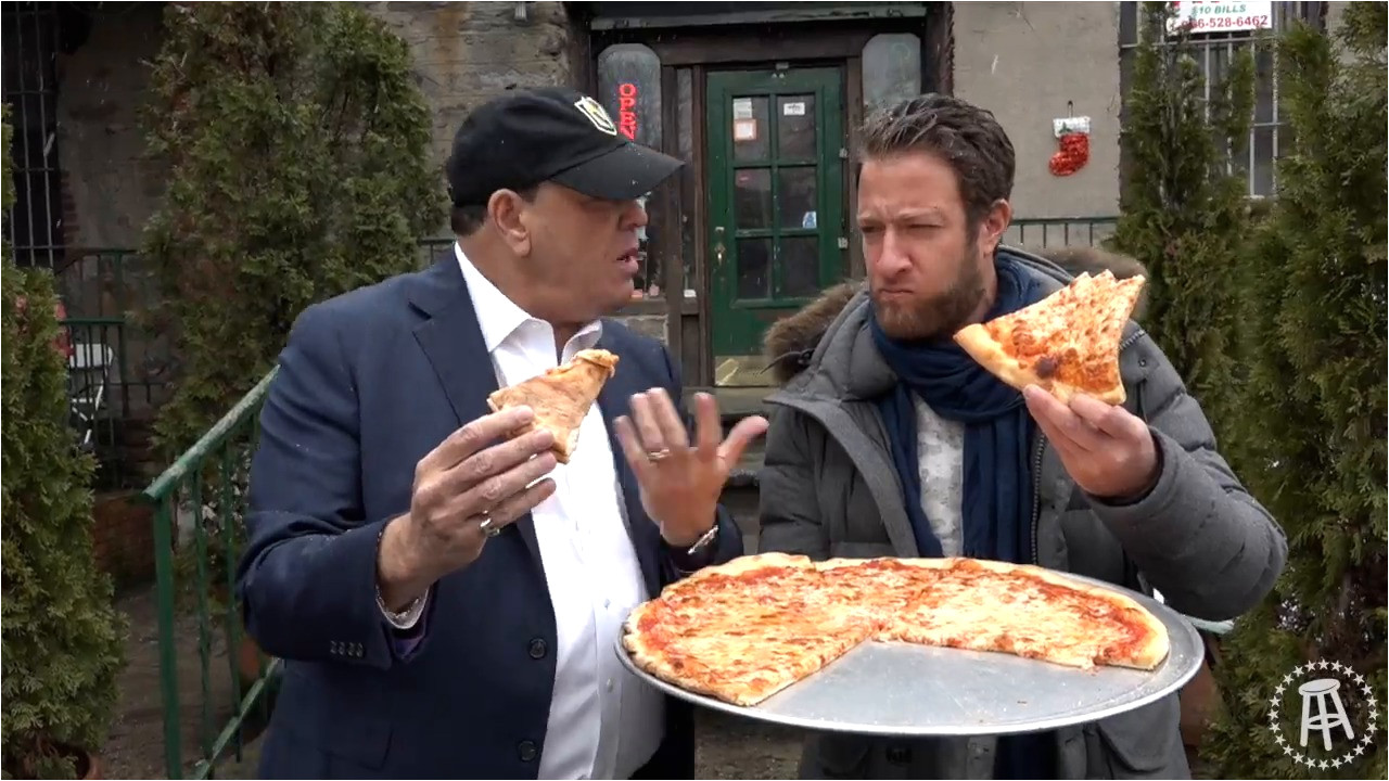 barstool pizza review pugsley pizza bronx with special recurring guest jon taffer barstool sports
