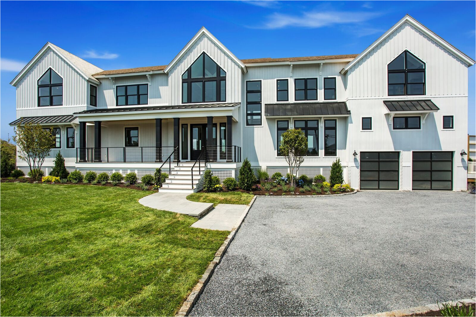 most expensive bayfront sale on dune road in 10 years sells for 6 4m