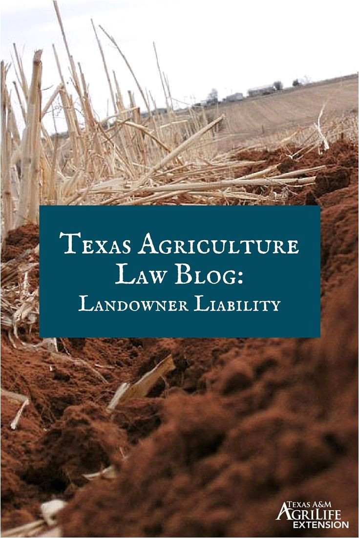 landowner liability what if blowing dust causes highway accident