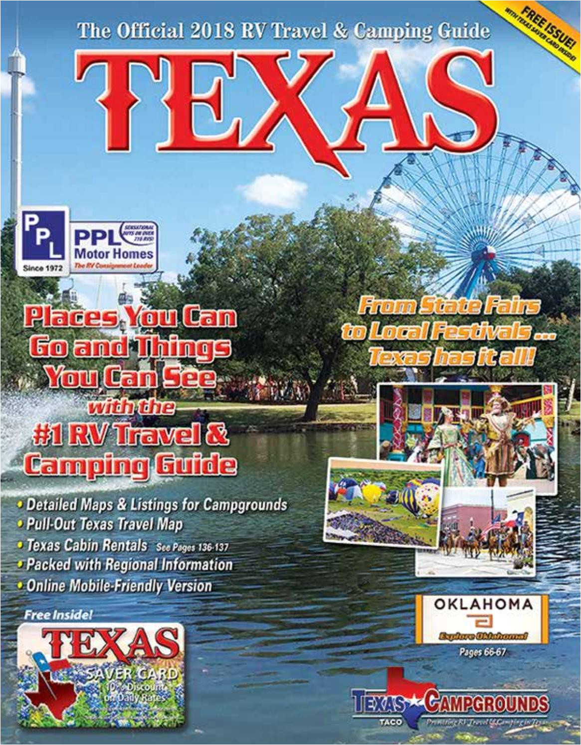 Oak Creek Mobile Homes Midland Tx 2018 Rv Travel Camping Guide to Texas by Ags Texas Advertising issuu