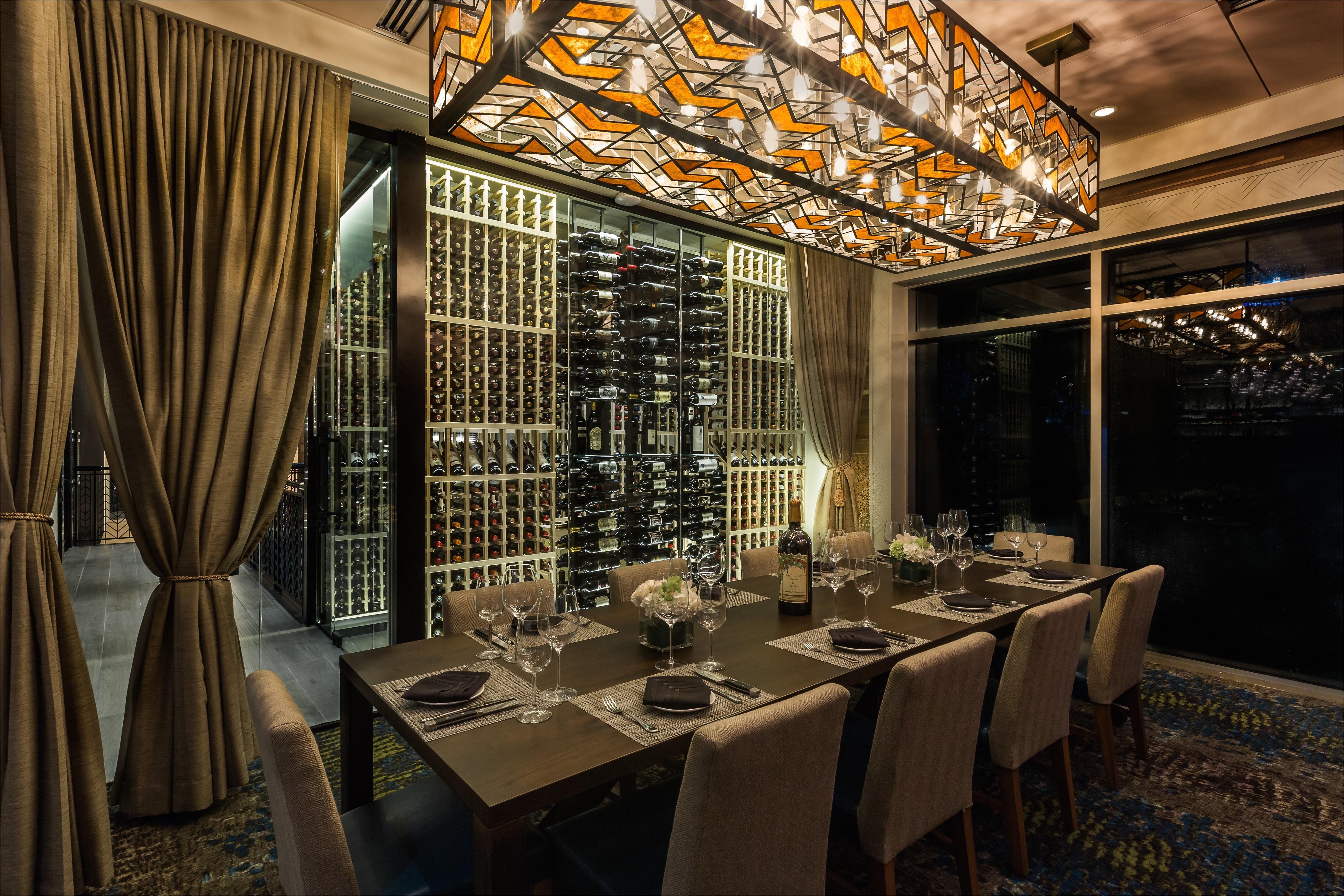 del frisco s double eagle steakhouse orlando eagle s nest private dining room