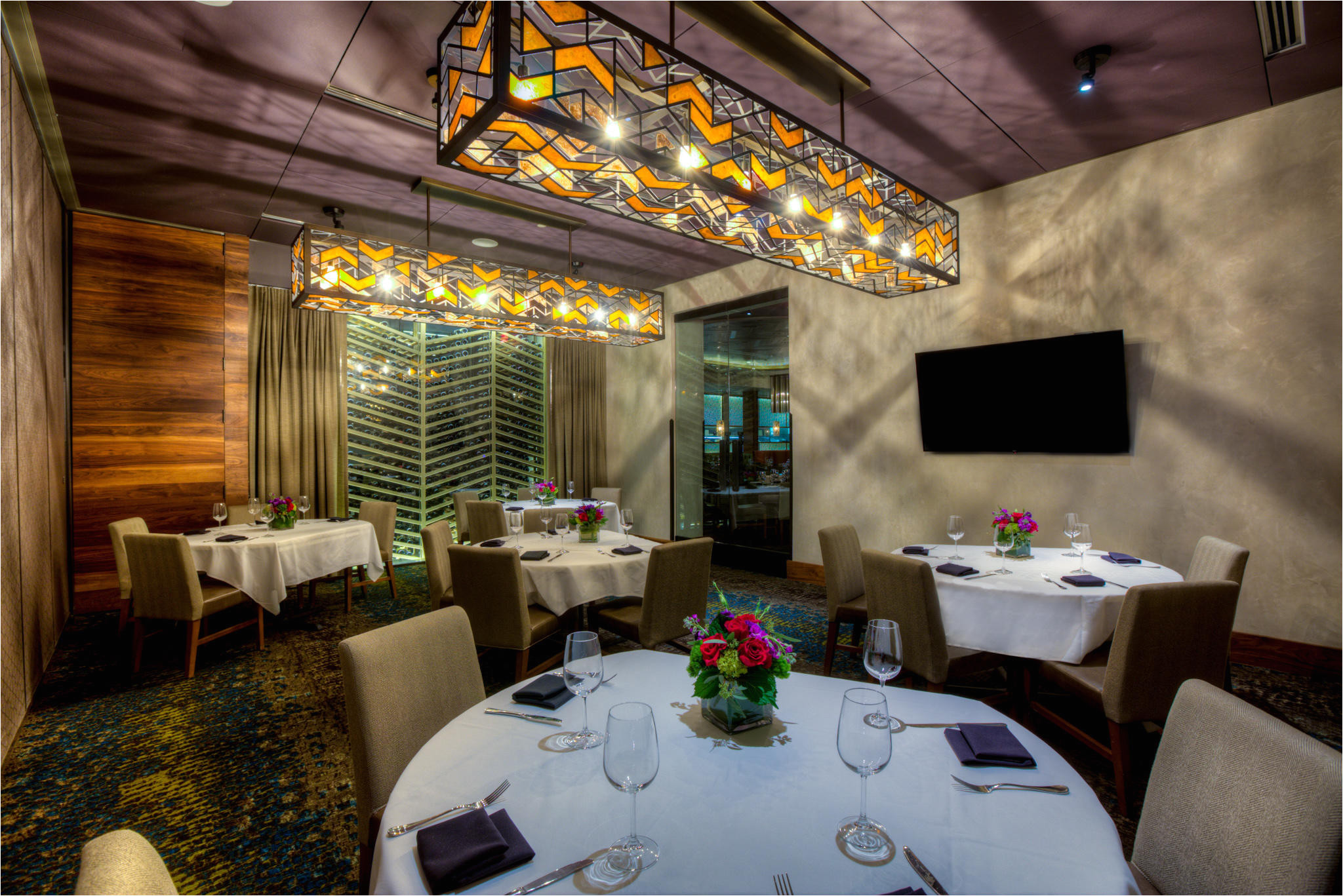 del frisco s double eagle steakhouse orlando oak room half cellar private dining room