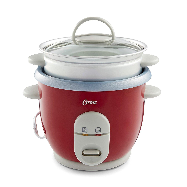 Olla De Presion Electrica Walmart Oster 6 Cup Rice Cooker and Steamer 4722 Walmart Com