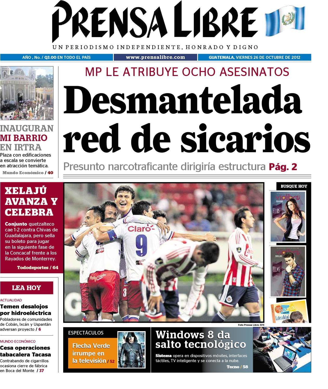 Ollas De Presion Walmart Guatemala Prensa Libre Guatemala Nuevo Redisea O Del Portal De Prensalibre
