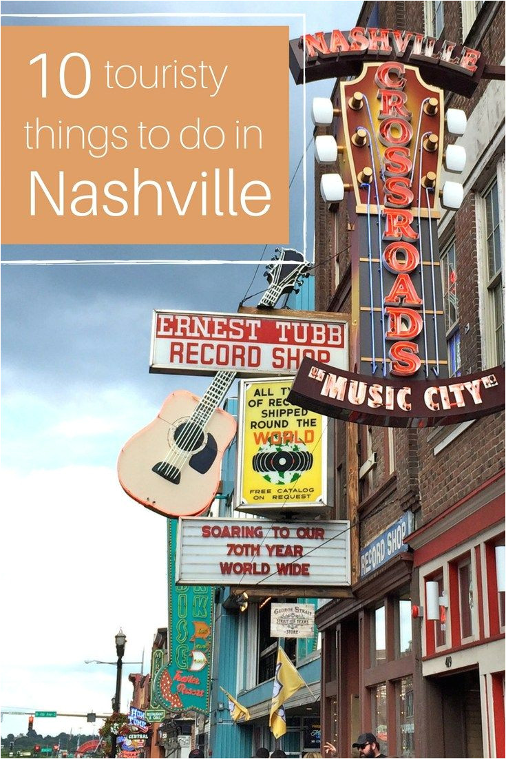nashville is full of live music great food lots of