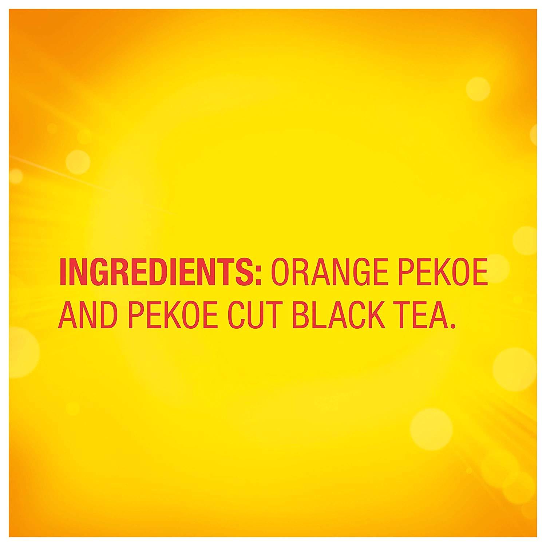 Orange Leaf Gift Card Balance Check Amazon Com Lipton Black Tea Bags 100 Natural Tea 100 Ct Black