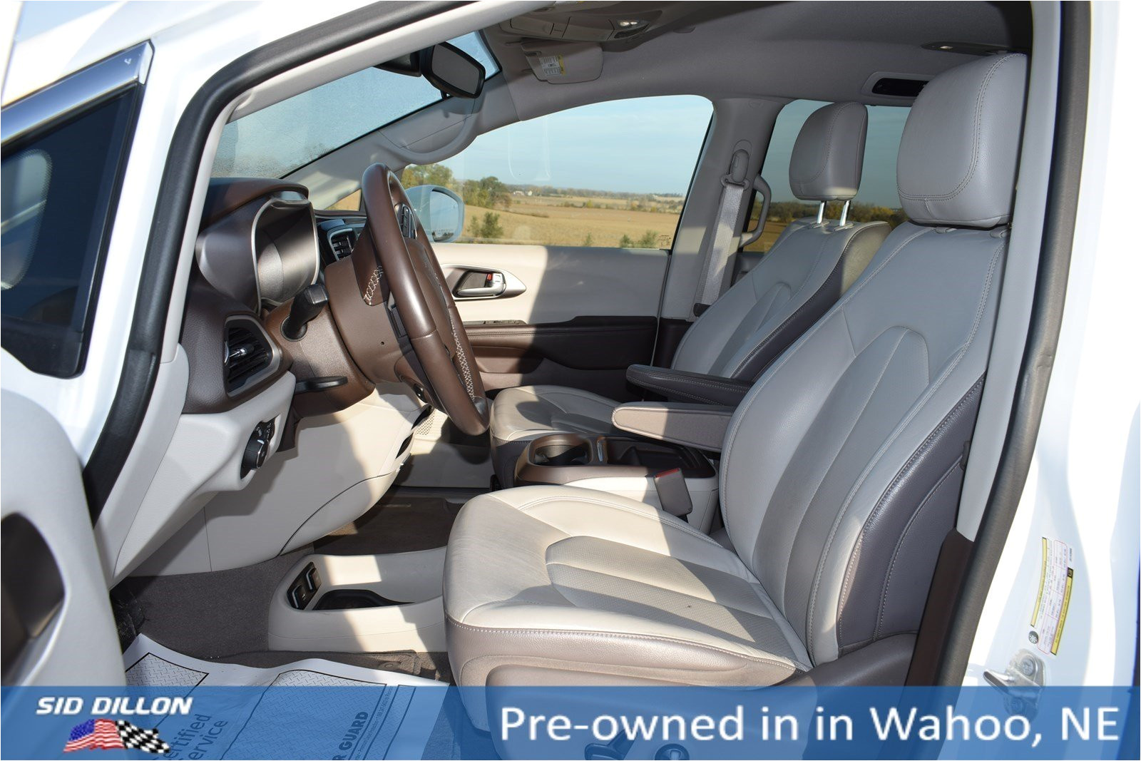 2018 chrysler pacifica touring l in lincoln ne sid dillon nissan