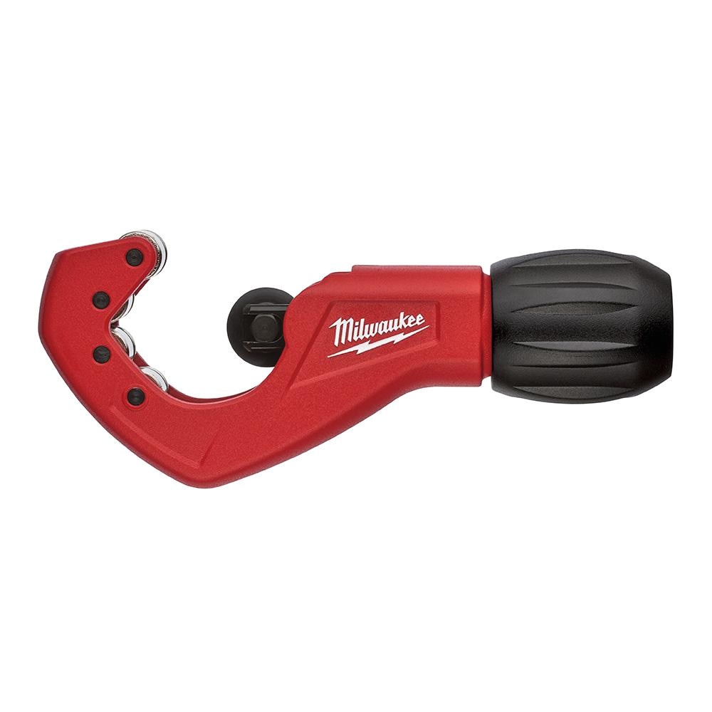 1 in constant swing copper tubing cutter